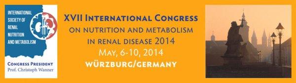 Бесплатный доступ к видеозаписям лекций XVII Международного конгресса по питанию и метаболизму при заболеваниях почек