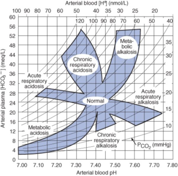 Нарушения кислотно-основного баланса